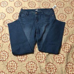 Old Navy super skinny jeans. New